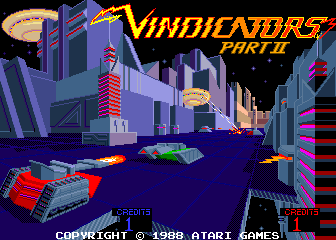 Vindicators - Atari Games