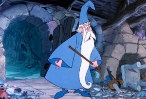 Merlin - The Sword in the Stone