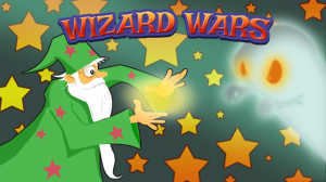 Wizard wars promotional banner