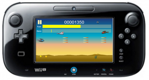 Desert Rescue HTML5 game on Wii U