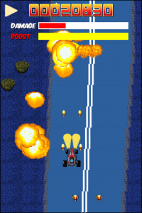 Road Rage HTML5 Arcade Game